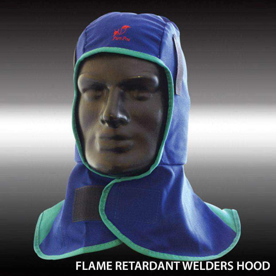 Unimig Flame Retardant Welders Hood Ease