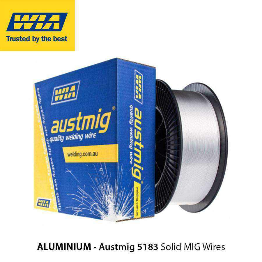 Wia Solid Mig Wires Ease