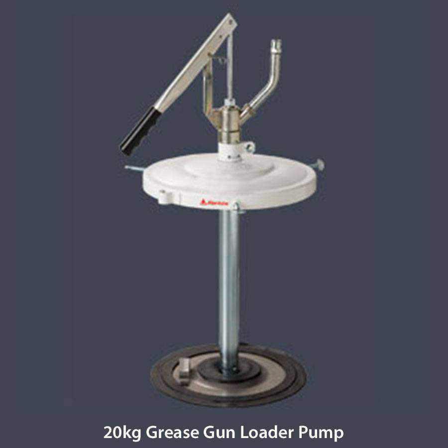 Electric Grease Gun >> Grease Gun Loader Pump - Ease