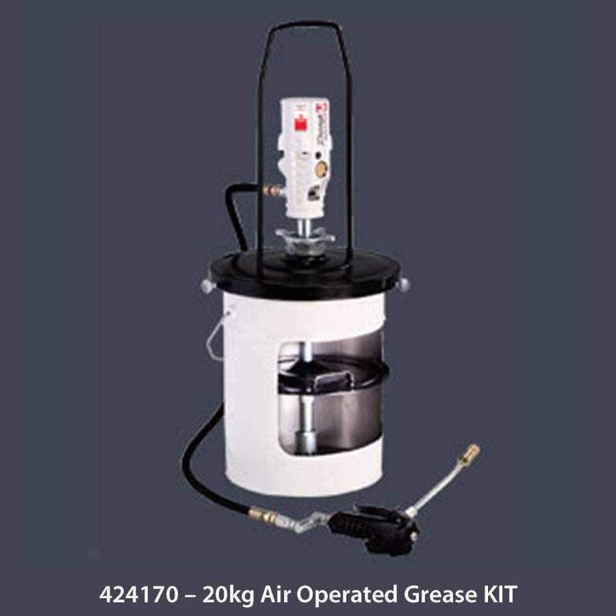Air Operated Grease Pump Kits Ease