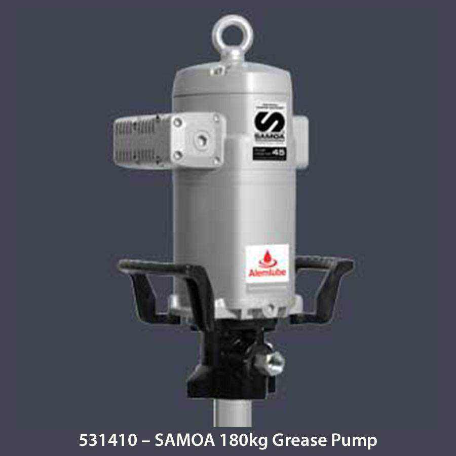Air Operated Grease Pumps Ease