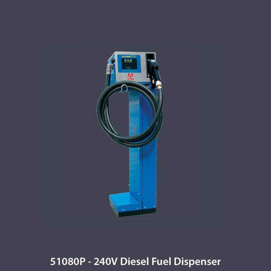 Diesel Fuel Dispensers Ease