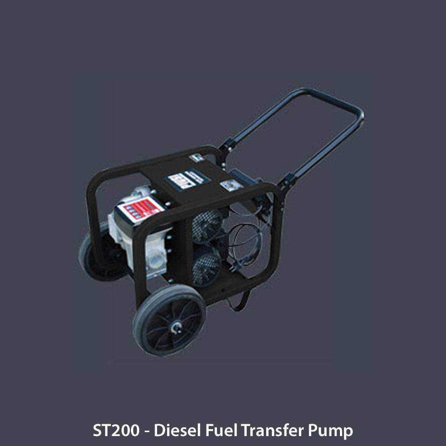 Diesel Fuel Amp Water Transfer Pumps Ease