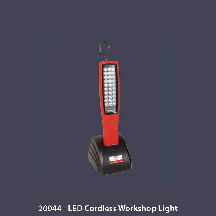 Led Workshop Lights Ireland: LED Cordless Workshop Lights