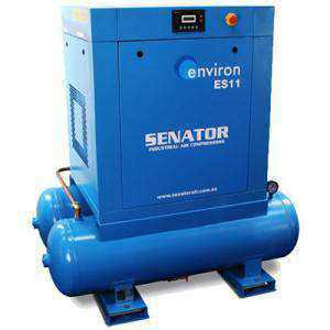 Electric Rotary Screw Air Compressors