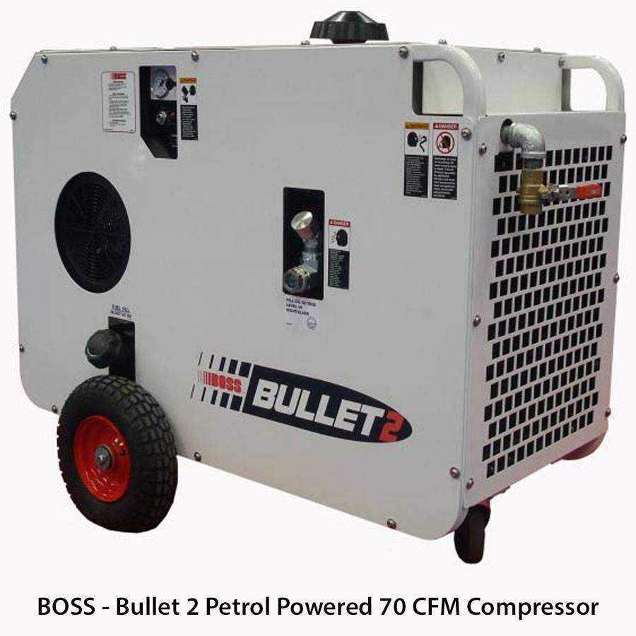 Mea Diesel Air Compressors Ease