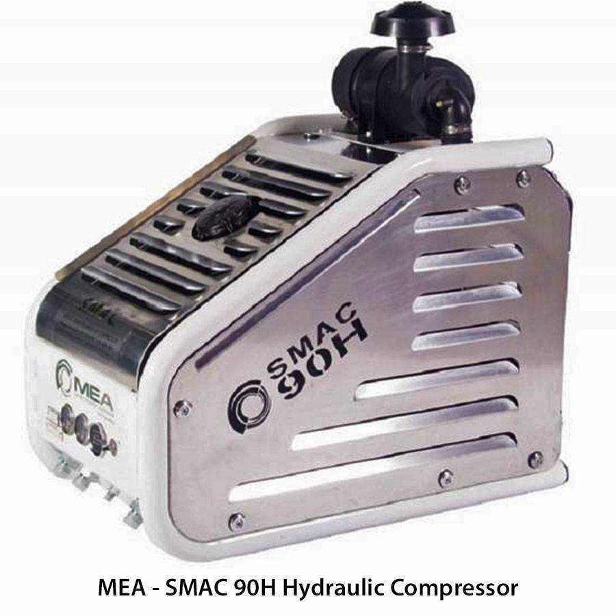 Mea Hydraulic Compressors Ease