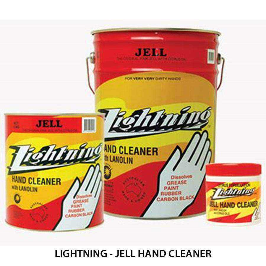 Lightning Cleaning Ease