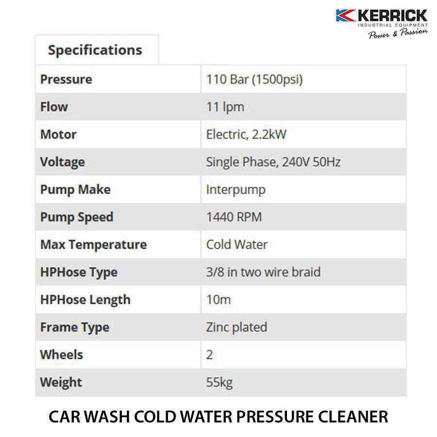 Car Wash Pressure Cleaners Ease