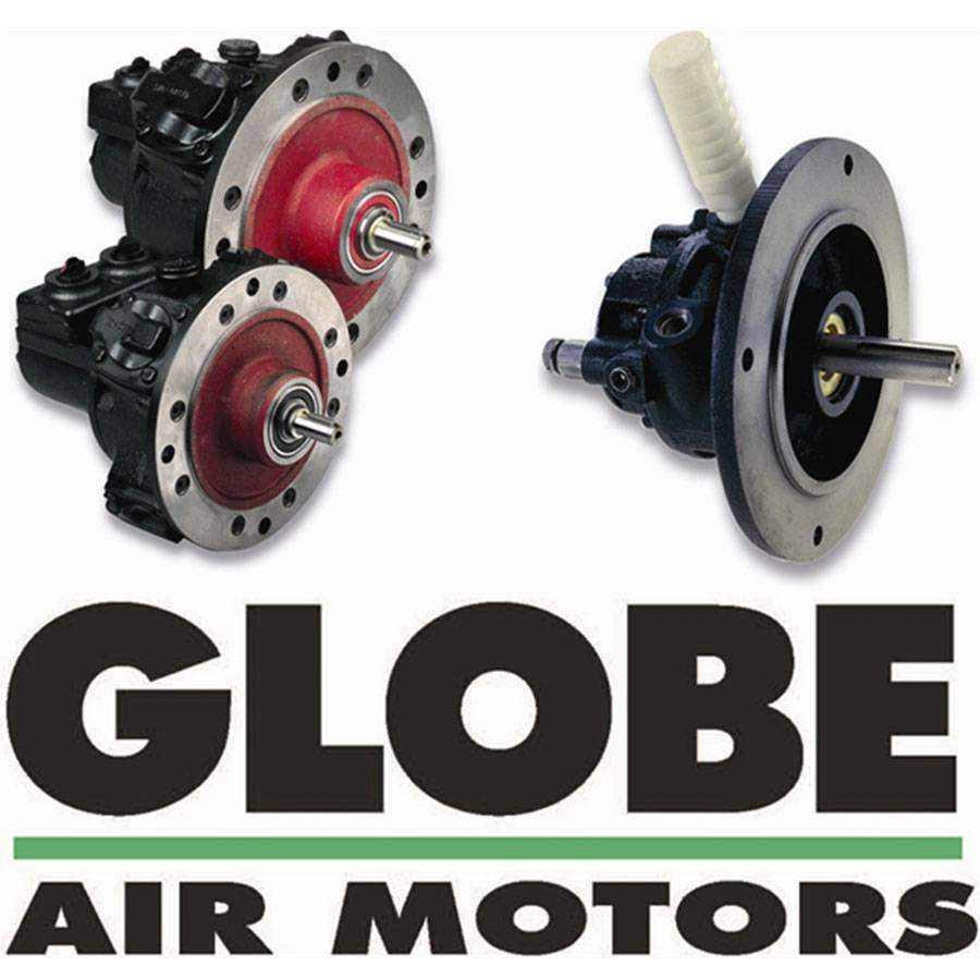 Globe Vane Air Motors Ease