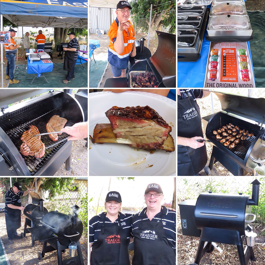 EASE - Traeger Grills Product Launch